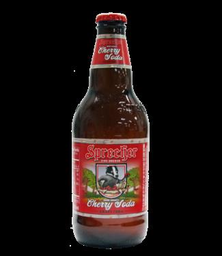 Sprecher Brewing Company, Inc. Sprecher Door County Cherry Soda