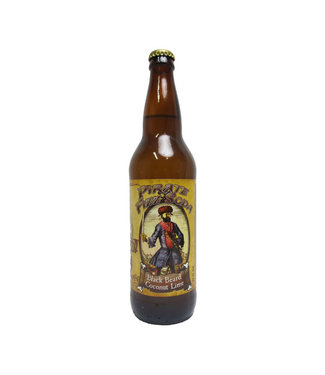 Rocket Fizz Pirate Fizz Black Beard Coconut Lime