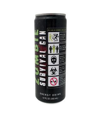 Boston America Corp Zombie Survival Energy Drink 12oz