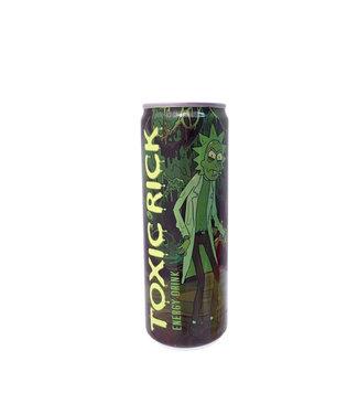 Boston America Corp Rick & Morty Toxic Rick Energy Drink 12oz