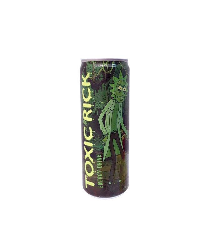 Rick & Morty Toxic Rick Energy Drink 12oz