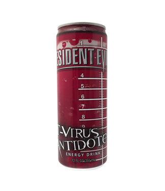 Boston America Corp Resident Evil T-virus Antidote Energy Drink
