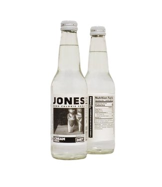 Jones Soda Company Jones Sugar Free Cream Soda