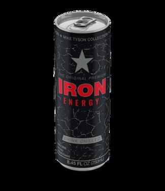 Veroni Brands Iron ''Mike Tyson'' Energy Drink