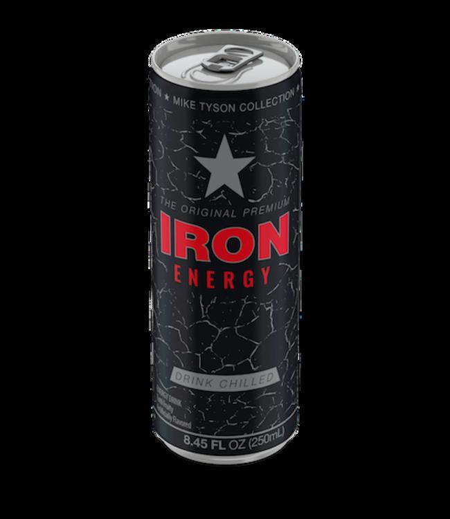 Iron ''Mike Tyson'' Energy Drink