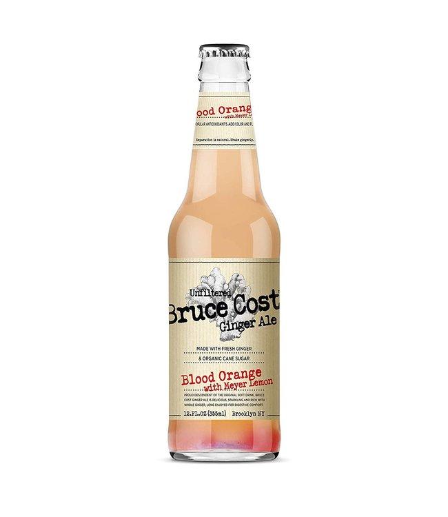 Bruce Cost Ginger Ale Blood Orange