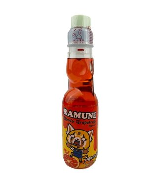 Asian Food Grocer Ramune Soda Bloody Grapefuit