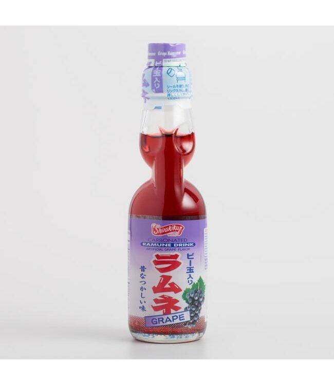 Ramune Grape Soda