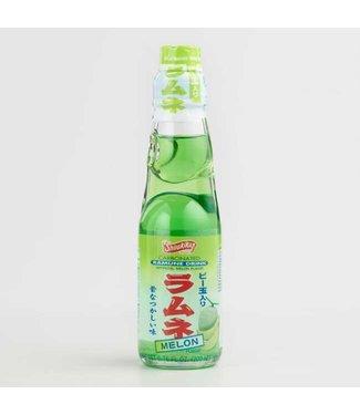 Asian Food Grocer Ramune Soda Green Melon