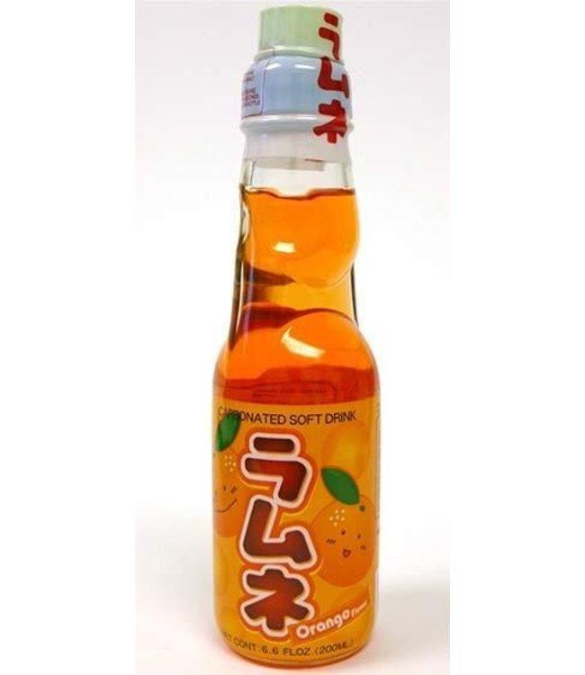 Ramune Orange Soda
