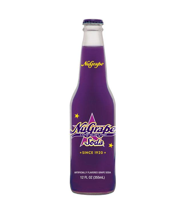Nugrape Soda