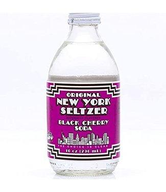 ONYS Original New York Seltzer Black Cherry