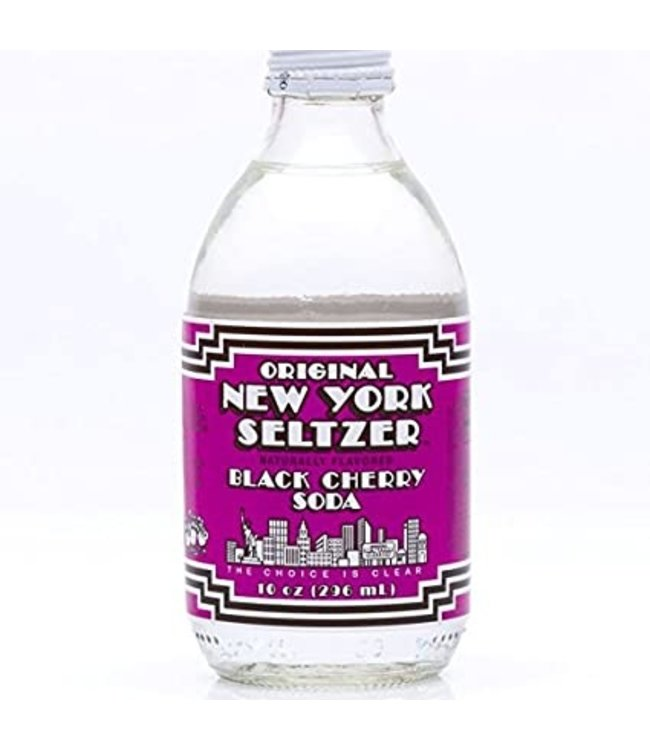 Original New York Seltzer Black Cherry