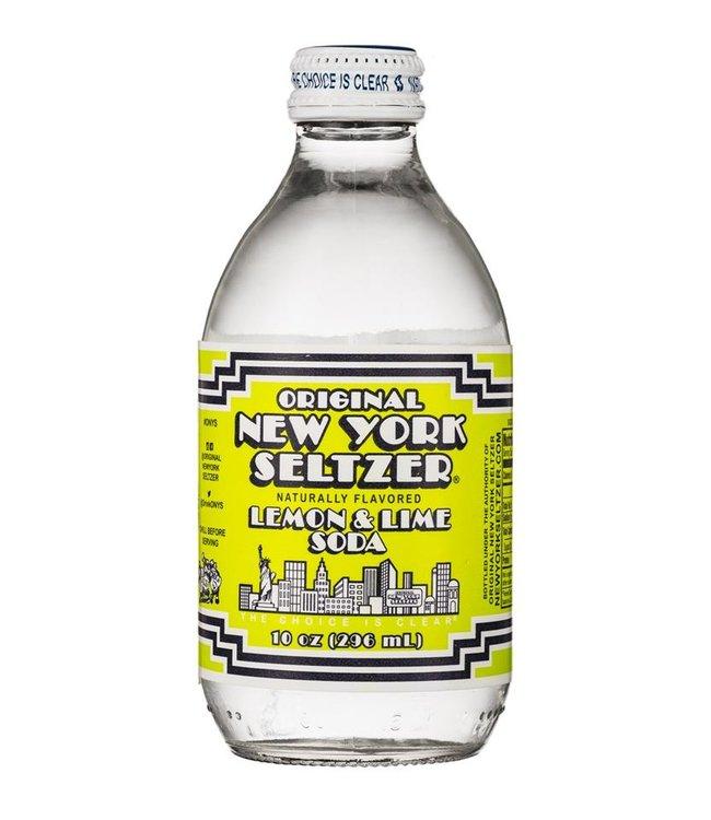 Original New York Seltzer Lemon Lime
