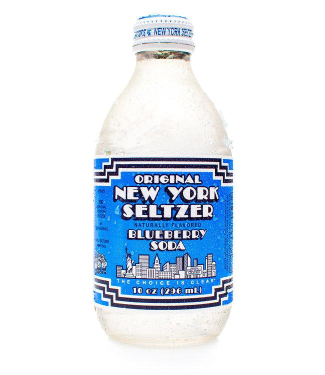 Original New York Seltzer Blueberry
