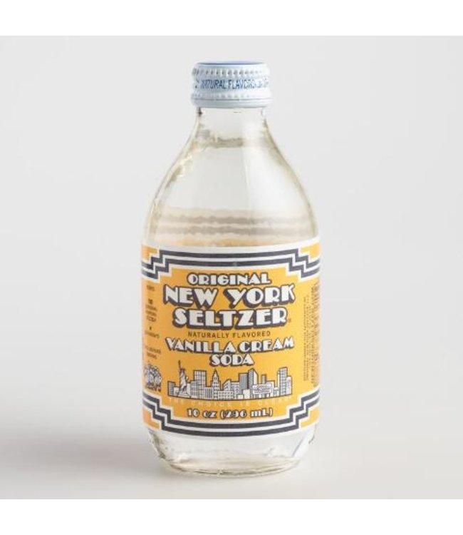 Original New York Seltzer Vanilla Cream
