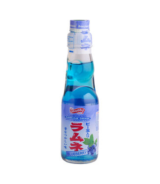 Asian Food Grocer Ramune Blueberry Soda