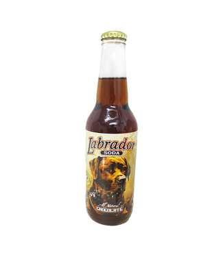 Rocket Fizz Labrador Soda All Natural Chocolate