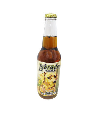Rocket Fizz Labrador Soda All Natural Cream Butterscotch