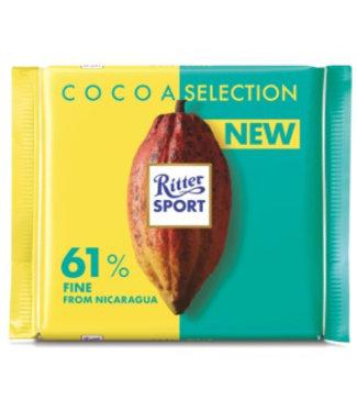 Euro American Brands Ritter Sport 61% Fine Nicaragua