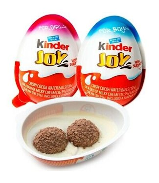 Ferrero USA Kinder Joy Egg
