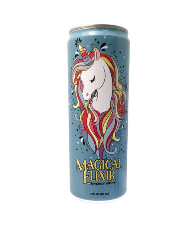 Magical Elixir Unicorn Energy Drink