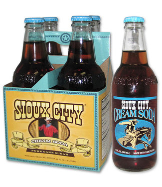 Sioux City Beverages Sioux City Cream Soda