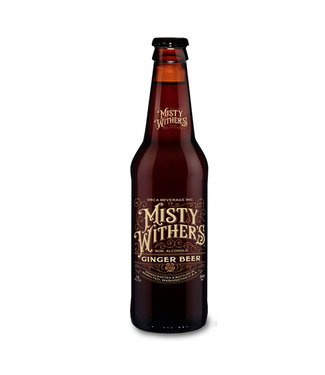 Orca Beverage Soda Company Misty Withers Ginger Beer Soda