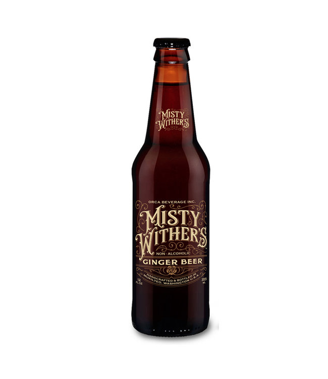 Misty Withers Ginger Beer Soda