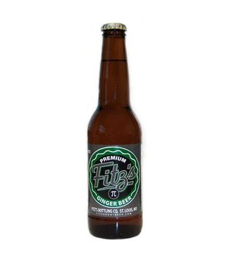 Fit'z Bottling Company Fitz's Ginger Beer