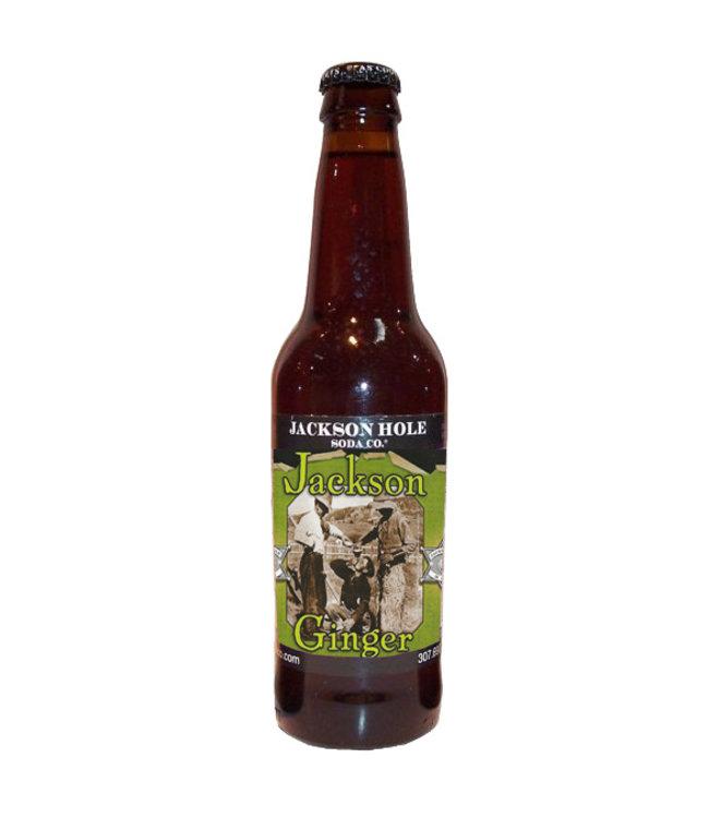 Jackson Hole Ginger Beer