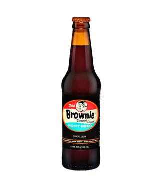 Orca Beverage Soda Company Brownie Caramel Root Beer