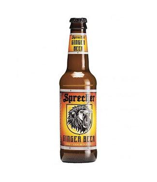 Sprecher Brewing Company, Inc. Sprecher Ginger Beer