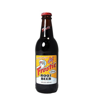 Interstate Distribution Frostie Diet Root Beer