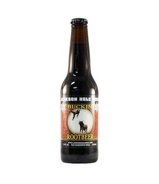 Jackson Hole Soda Jackson Hole Buckin Root Beer