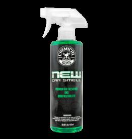 Chemical Guys New Car Smell Air Fragrance And Freshener (16 Fl. Oz.)
