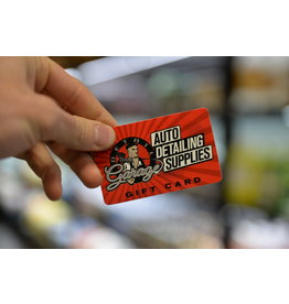 Chemical Guys Detail Garage STL Gift Card -$75
