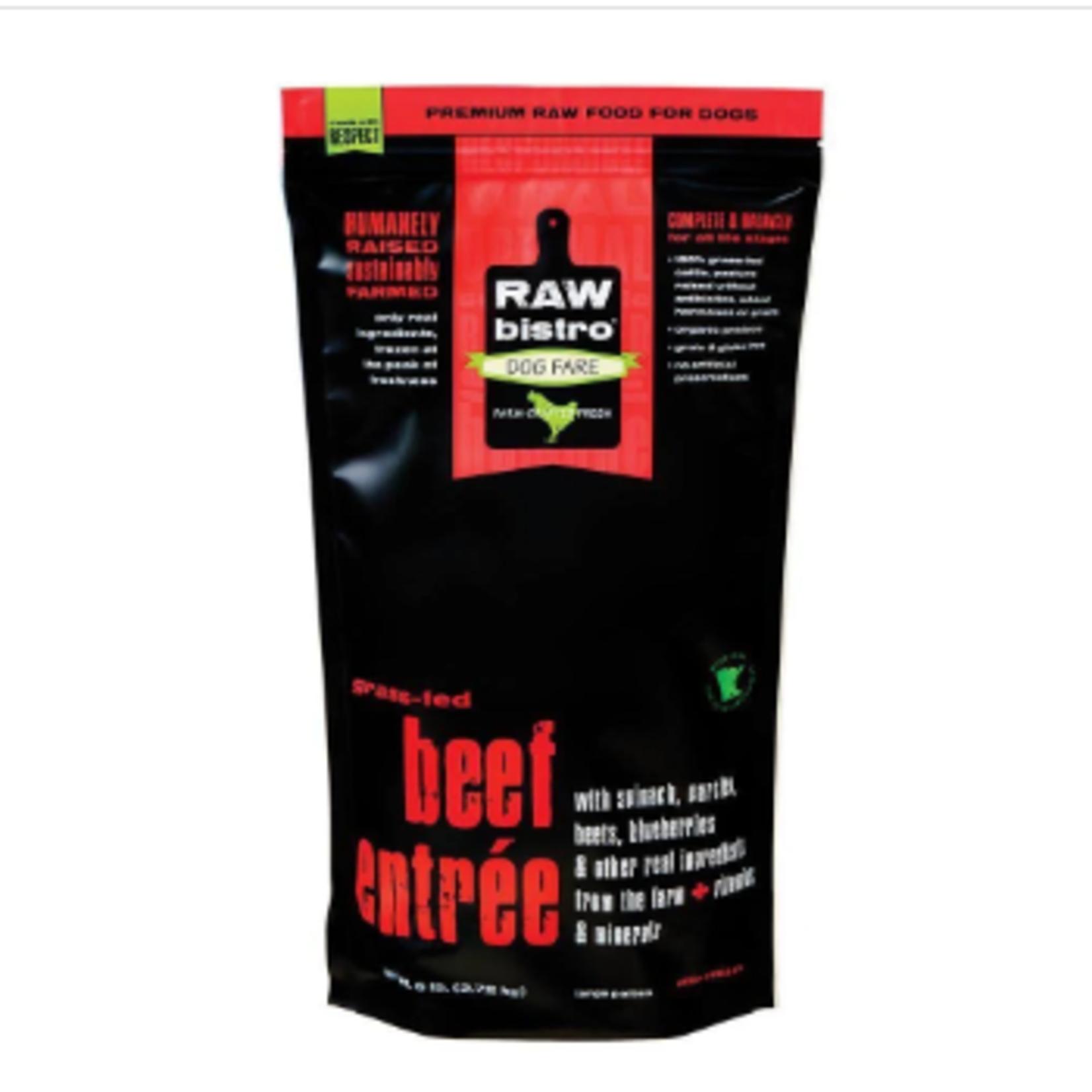 Raw Bistro Raw Bistro FZ Grass Fed Beef 6#