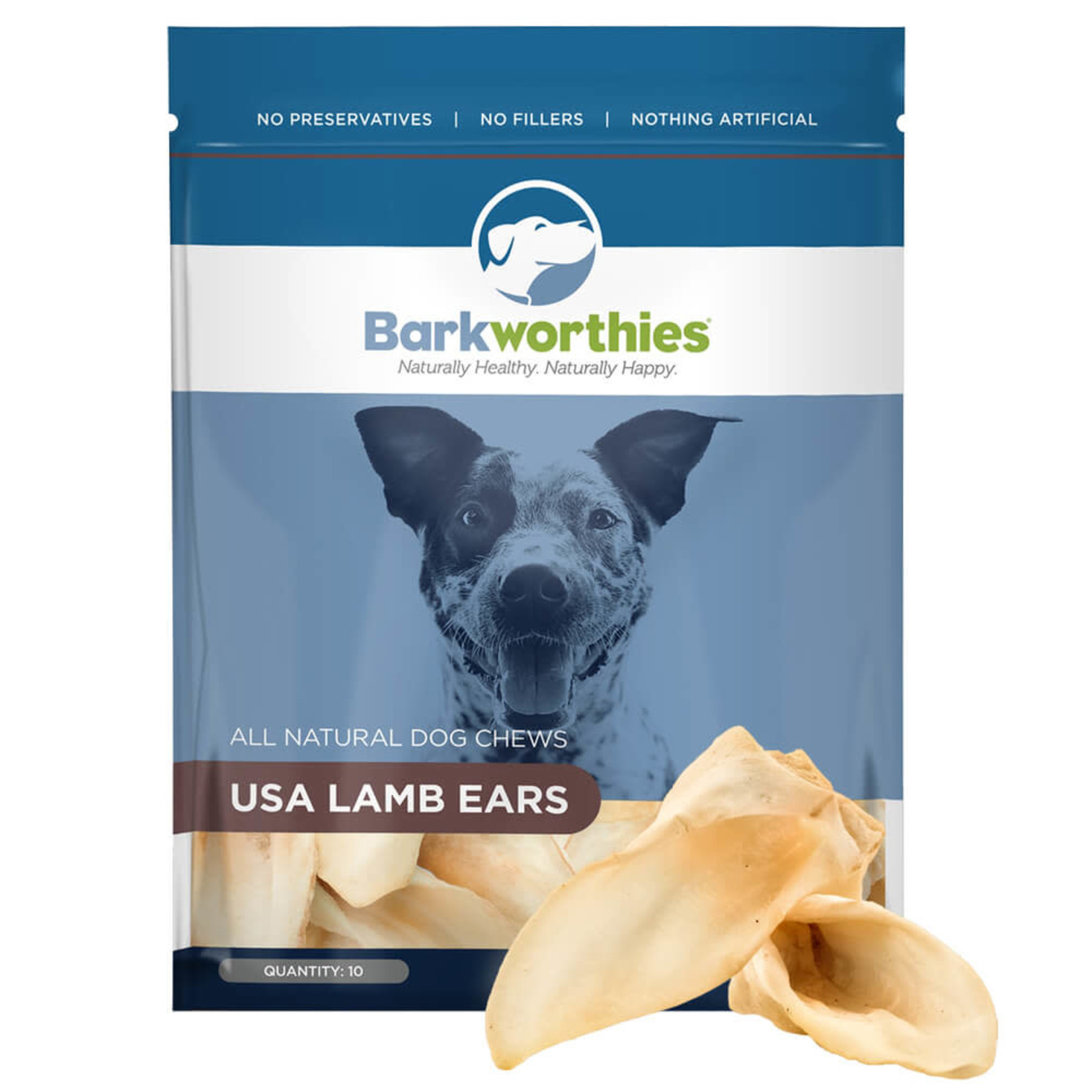 Barkworthies Barkworthies Lamb Ear Single