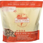 Steve's Real Food Steves Freeze-dried Pork Nuggets 1.25#