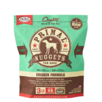 Primal Pet Foods Primal Dog Frozen Chicken Nuggets 3#