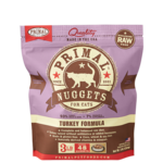 Primal Pet Foods Primal Cat Frozen Turkey 3#