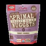 Primal Pet Foods Primal Cat Freeze-dried Turkey 5.5 OZ