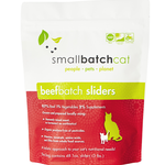 Small Batch Small Batch Cat Frozen Beef Sliders 3#