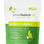 Small Batch Small Batch Cat Frozen Duck Sliders 3#