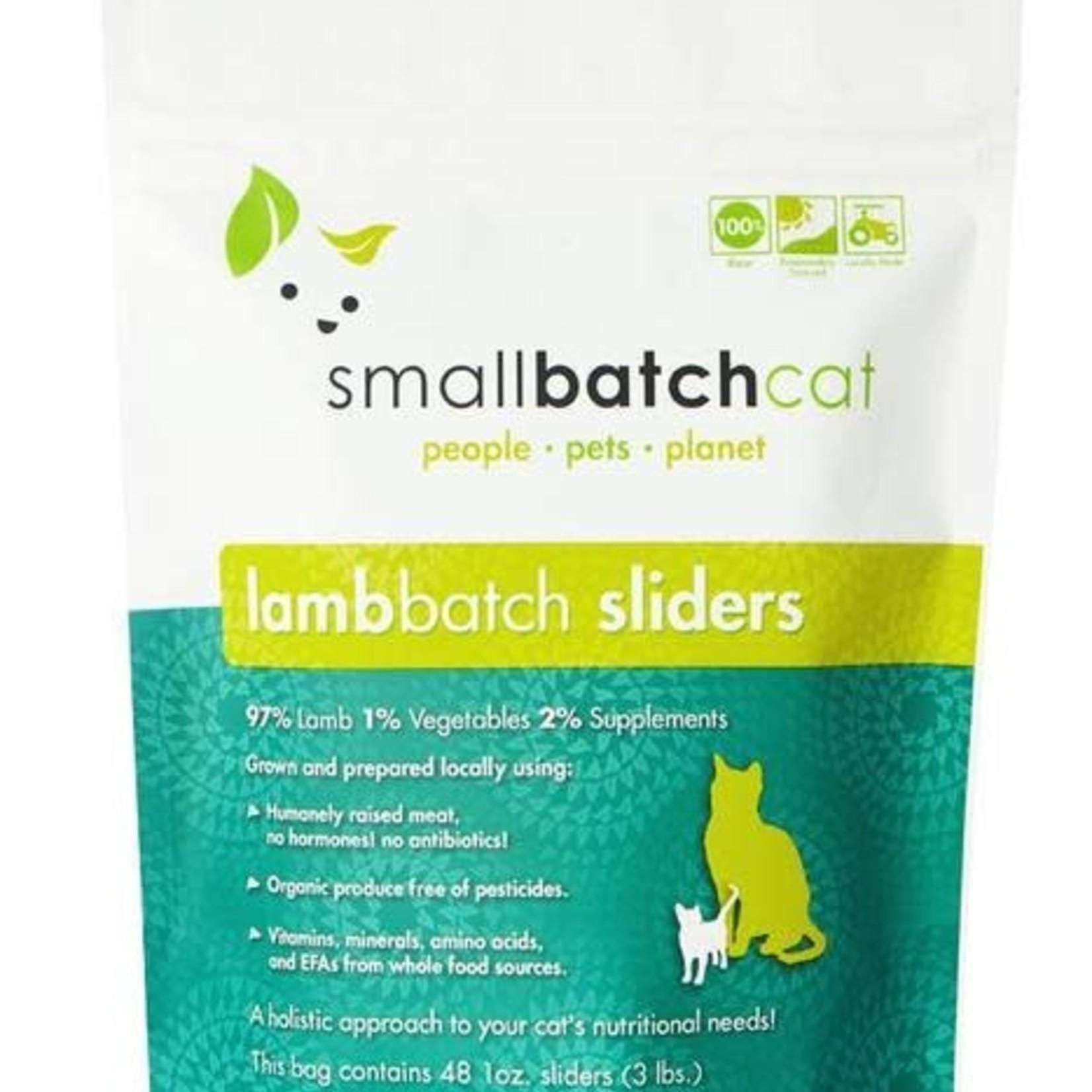 Small Batch Small Batch Cat Frozen Lamb Sliders 3#