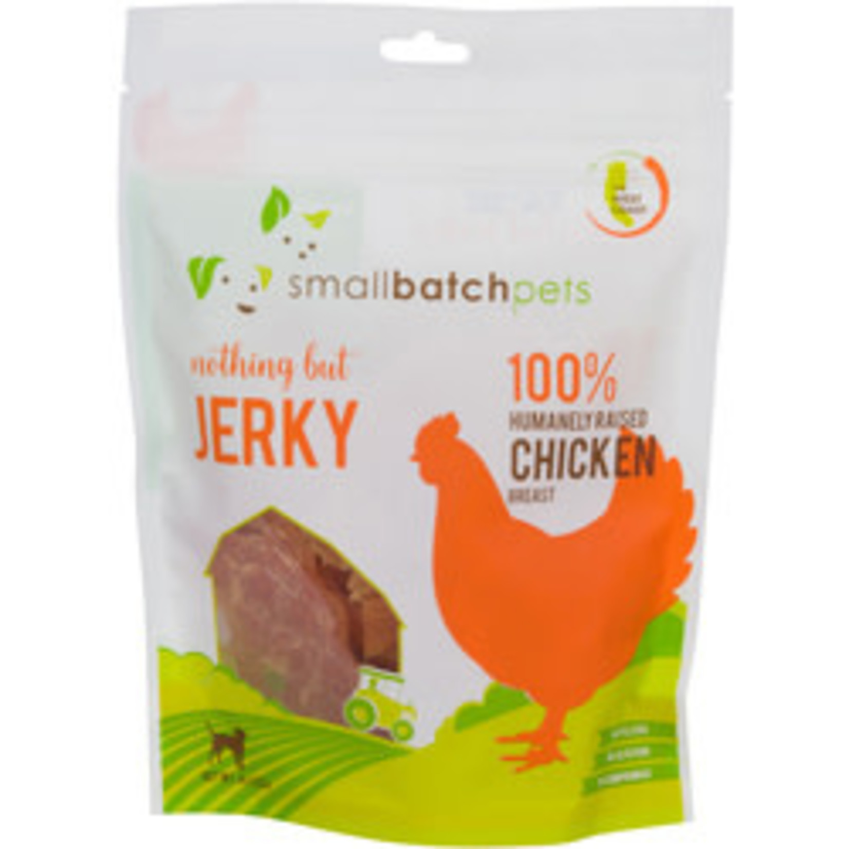 Small Batch Small Batch Chicken Jerky 4 OZ