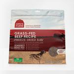Open Farm Open Farm Dog Freeze-dried Grass fed Beef 13.5 OZ