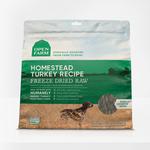 Open Farm Open Farm Dog Freeze-dried Homestead Turkey 13.5 OZ