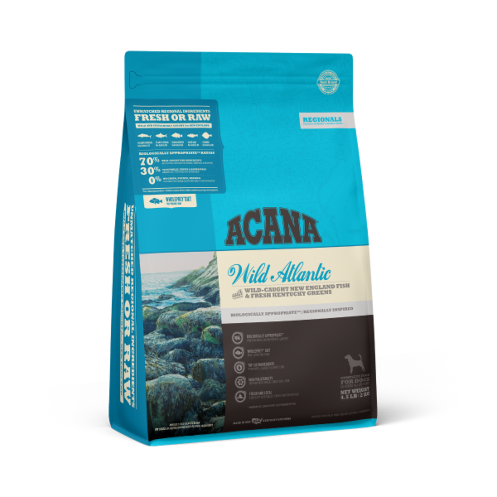 Champion Pet Foods Acana Dog GF Wild Atlantic 4.5#